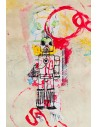 we_the_robots_1 - Peinture acrylique | Claude Billès | MRIART Gallery