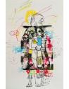 we_the_robots_4 - Peinture acrylique | Claude Billès | MRIART Gallery