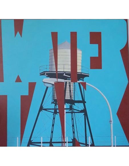 Water Tank - Peinture Acrylique | Sylvie Rose M Nicolas | MRIART