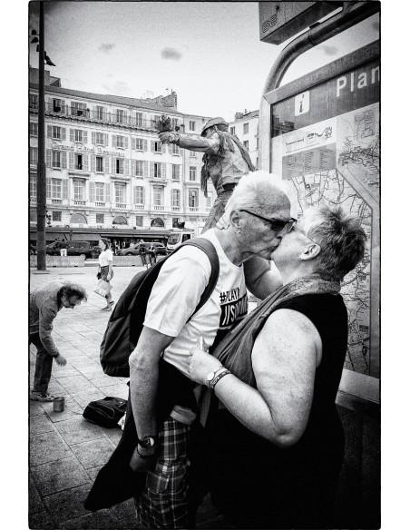 Bouches de métro - Photographie de Chris Boyer | MRIART Gallery