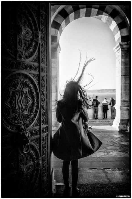 Hairs Up - Photographie de Chris Boyer | MRIART Gallery
