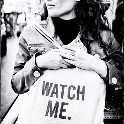Watch Me - Photographie de Chris Boyer | MRIART Gallery
