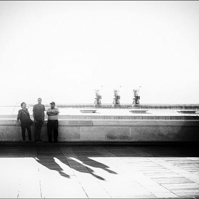 Tres Hombres - Photographie de Chris Boyer | MRIART Gallery