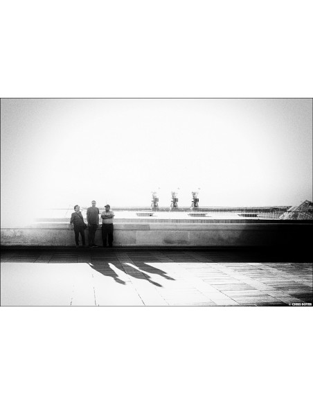 Tres Hombres - Photographie de Chris Boyer | MRIART Gallery