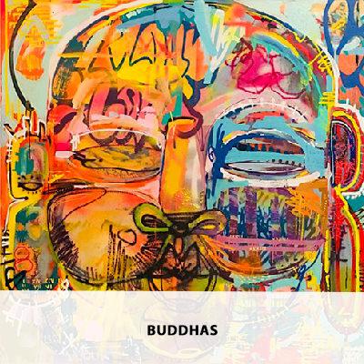 Série Buddhas