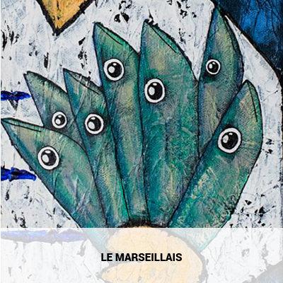 Série Le Marseillais