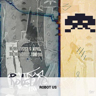 Série Robot Us