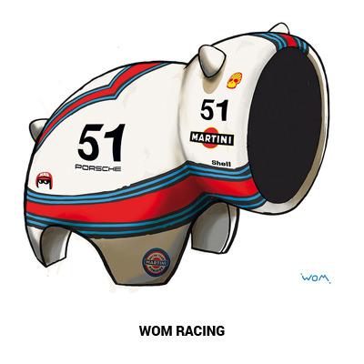 Série Wom Racing
