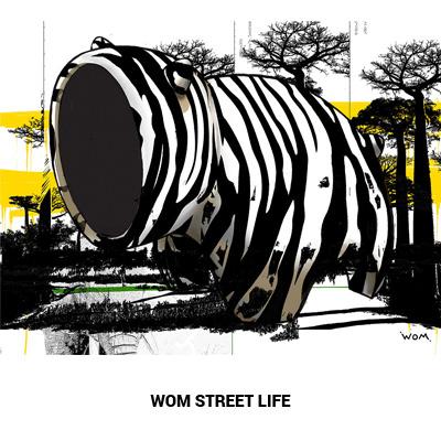 Série Wom Street Life